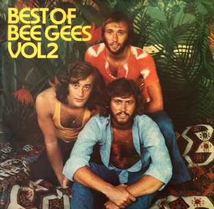 Bee Gees - Best Of Bee Gees Vol. 2 (LP) (G+/G-VG)